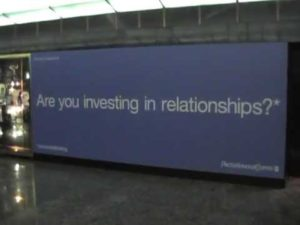 investing in relationships