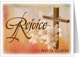 Easter rejoice