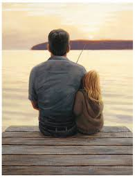 dadanddaughterfishing